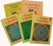 The Cosmic Calculator Course